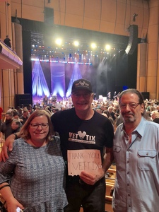 Paul attended Celebrating David Bowie on Mar 7th 2018 via VetTix