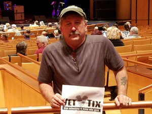 Christopher attended Celebrating David Bowie on Mar 7th 2018 via VetTix
