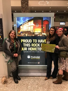 Corrin attended Kid Rock With a Thousand Horses - American Rock N' Roll Tour on Mar 9th 2018 via VetTix