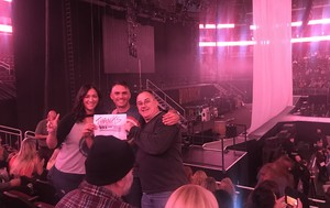 Rommell attended Kid Rock With a Thousand Horses - American Rock N' Roll Tour on Mar 9th 2018 via VetTix