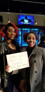 Nicole attended Fresh Drunk Stoned Comedy Show - 21+ Only on Apr 11th 2018 via VetTix