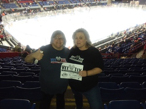 Click To Read More Feedback from Syracuse Crunch vs. Bridgeport Sound Tigers - AHL