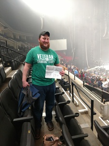 Camren attended Lorde: Melodrama World Tour on Mar 10th 2018 via VetTix