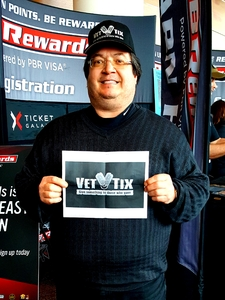 Charles attended PBR - 25th Anniversary - Unleash the Beast - Tickets Good for Sunday Only. on Mar 11th 2018 via VetTix