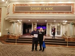 John attended Seussical the Musical on Apr 26th 2018 via VetTix