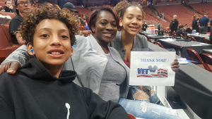 Shamika attended 2018 Big West Tournament - Men's Semifinals - Friday - Tickets Good for All Games on 3/9 on Mar 9th 2018 via VetTix