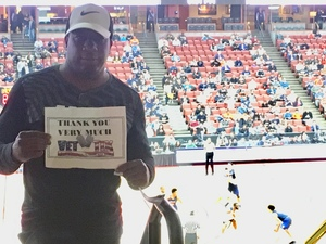 Torry attended 2018 Big West Tournament - Men's Semifinals - Friday - Tickets Good for All Games on 3/9 on Mar 9th 2018 via VetTix