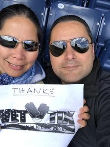 Ben attended New York Yankees vs. Baltimore Orioles - MLB on Apr 8th 2018 via VetTix