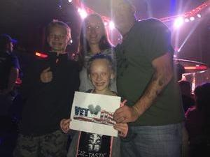 Jason attended Bellator 197 - Primus vs. Chandler 2 - Mixed Martial Arts - Presented by Bellator MMA on Apr 13th 2018 via VetTix