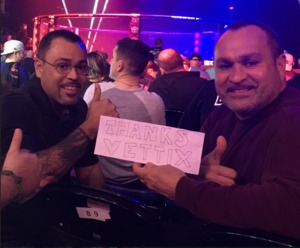 Daniel attended Bellator 197 - Primus vs. Chandler 2 - Mixed Martial Arts - Presented by Bellator MMA on Apr 13th 2018 via VetTix