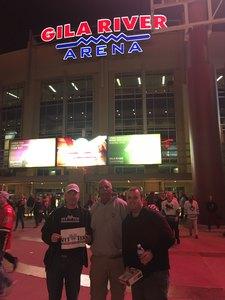 Click To Read More Feedback from Arizona Coyotes vs. Calgary Flames - NHL