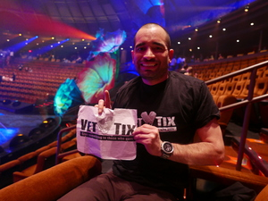 Click To Read More Feedback from Le Reve the Dream at the Wynn Theatre