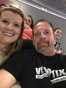 Timothy attended Bon Jovi - This House Is Not for Sale Tour on Mar 14th 2018 via VetTix