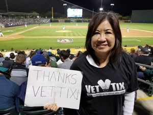 Click To Read More Feedback from Oakland Athletics vs. Seattle Mariners - MLB Spring Training