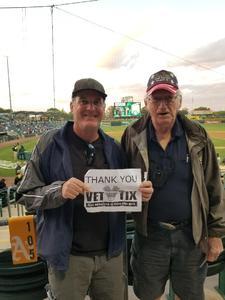Norb attended Oakland Athletics vs. Seattle Mariners - MLB Spring Training on Mar 15th 2018 via VetTix