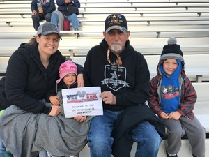 Jimmie attended Sacramento Republic FC vs. Tulsa Roughnecks - USL on Apr 28th 2018 via VetTix