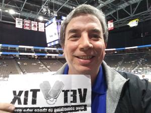 Clifford attended Jacksonville Icemen vs. Florida Everblades - ECHL on Apr 6th 2018 via VetTix