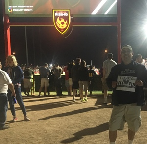 Click To Read More Feedback from Phoenix Rising FC vs. OKC Energy FC - USL