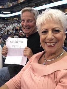Alan attended Arizona Rattlers vs Nebraska Danger - IFL on Mar 24th 2018 via VetTix