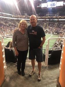 Larry attended Arizona Rattlers vs Nebraska Danger - IFL on Mar 24th 2018 via VetTix