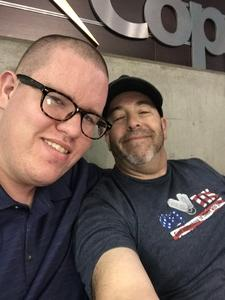 Glenn attended Arizona Rattlers vs Nebraska Danger - IFL on Mar 24th 2018 via VetTix