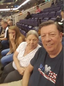 Charles attended Arizona Rattlers vs Nebraska Danger - IFL on Mar 24th 2018 via VetTix