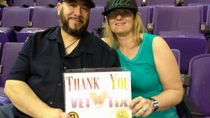 Manny Lo attended Arizona Rattlers vs Nebraska Danger - IFL on Mar 24th 2018 via VetTix