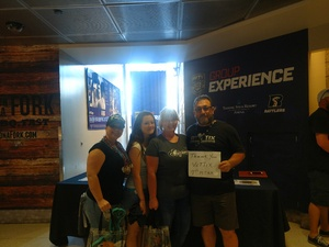 Roger attended Arizona Rattlers vs Nebraska Danger - IFL on Mar 24th 2018 via VetTix