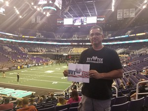 chris attended Arizona Rattlers vs Nebraska Danger - IFL on Mar 24th 2018 via VetTix