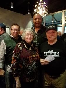 Lance Galperin attended Human Nature on Mar 19th 2018 via VetTix