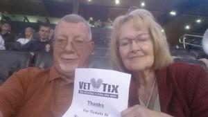 Ronald attended Phoenix Suns vs. Detroit Pistons - NBA on Mar 20th 2018 via VetTix