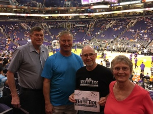 Click To Read More Feedback from Phoenix Suns vs. Detroit Pistons - NBA