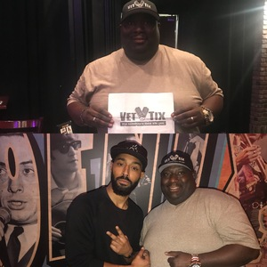 John Graves attended Tone Bell at Stand Up Live - 18+ on Mar 22nd 2018 via VetTix