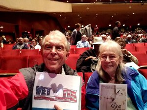 Peter attended The Great Gatsby on Apr 6th 2018 via VetTix