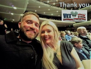 Jeremy attended Philharmonic Pops presents: America - Friday on Apr 13th 2018 via VetTix