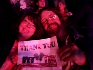 David attended Jimmy Buffett Live on Mar 31st 2018 via VetTix