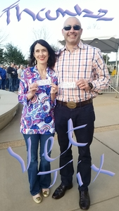 Mat attended Jimmy Buffett Live on Mar 31st 2018 via VetTix