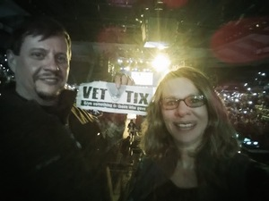 Eddie Kirby attended Cole Swindell Special Guests: Chris Janson and Lauren Alaina (american Idol) on Mar 23rd 2018 via VetTix