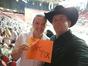 Christopher attended PBR - 25th Anniversary - Last Cowboy Standing - Tickets Good for Friday Only on May 4th 2018 via VetTix