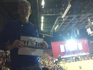 Steven attended PBR - 25th Anniversary - Last Cowboy Standing - Tickets Good for Friday Only on May 4th 2018 via VetTix
