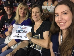 Dean T attended PBR - 25th Anniversary - Last Cowboy Standing - Tickets Good for Friday Only on May 4th 2018 via VetTix