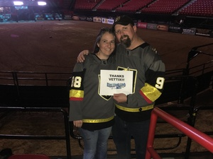 Bradley attended PBR - 25th Anniversary - Last Cowboy Standing - Tickets Good for Friday Only on May 4th 2018 via VetTix