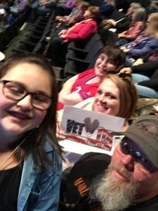 Tony attended Alabama Southern Draw Tour on Mar 23rd 2018 via VetTix