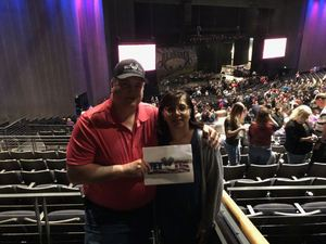 Monkman Family attended Alabama Southern Draw Tour on Mar 23rd 2018 via VetTix