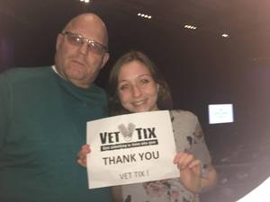 Michael attended Alabama Southern Draw Tour on Mar 23rd 2018 via VetTix