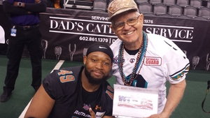 Click To Read More Feedback from Arizona Rattlers vs. Cedar Rapids Titans - IFL