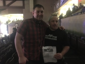 Troy attended Legacy Fighting Alliance 37 - Live Mixed Martial Arts on Apr 20th 2018 via VetTix
