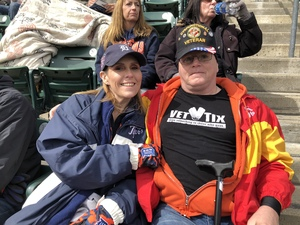 Robert attended Detroit Tigers vs. Pittsburgh Pirates - MLB - Opening Day on Mar 29th 2018 via VetTix