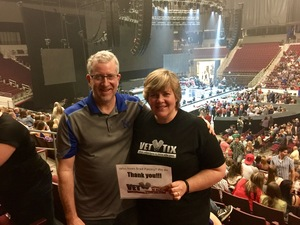 Click To Read More Feedback from Brad Paisley - Weekend Warrior World Tour With Dustin Lynch, Chase Bryant and Lindsay Ell
