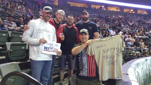 Colon attended Denver Dream vs. Omaha Heart - Legends Football League - Women of the Gridiron on Apr 27th 2018 via VetTix